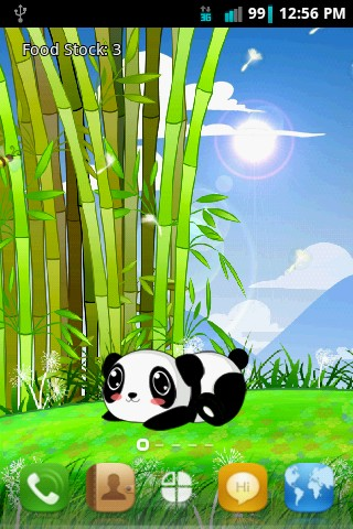 Falling Leaves Live Wallpaper Apk Download Panda Pet Live Wallpaper Free Android App Apk By Dutadev