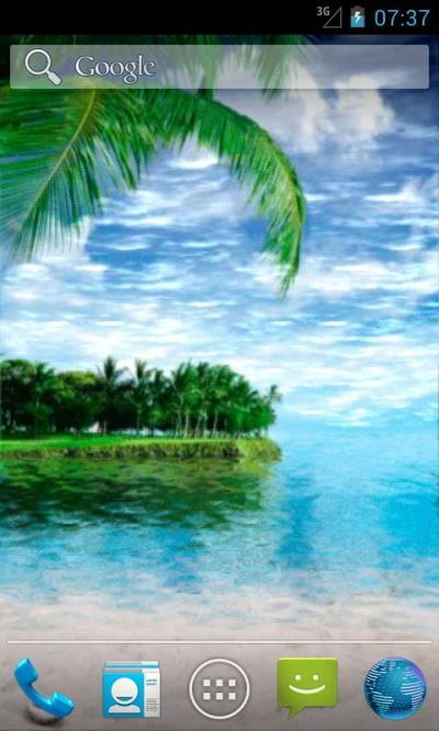 Summer Paradise Live Wallpapers Android App - Free APK by ozhar
