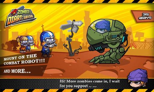 Zombie Diary: Survival v1.0.4 APK