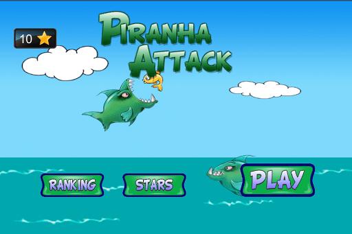 Piranha Attack v1.2.0 APK