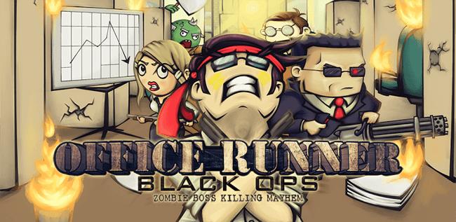 Office Runner Black Ops