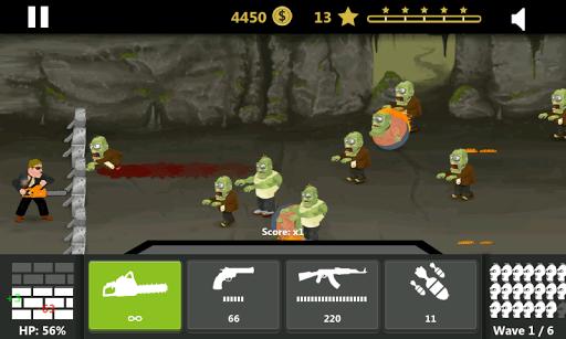 Hank: Zombie Hunter FREE