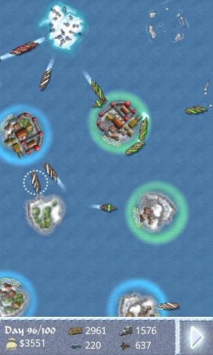 Sea Empire:Winter Lords