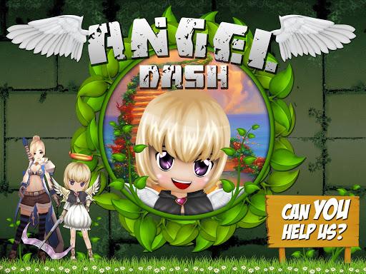 Angel Dash - Dragon Knights