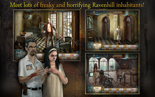 Ravenhill Asylum: HOG
