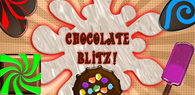Chocolate Candy Crunch Blitz