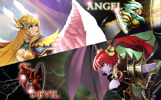 DestinyDefense:Angel or Devil2