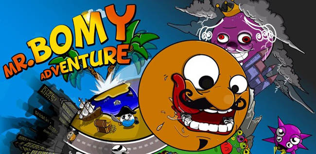 Mr Bomy Adventure