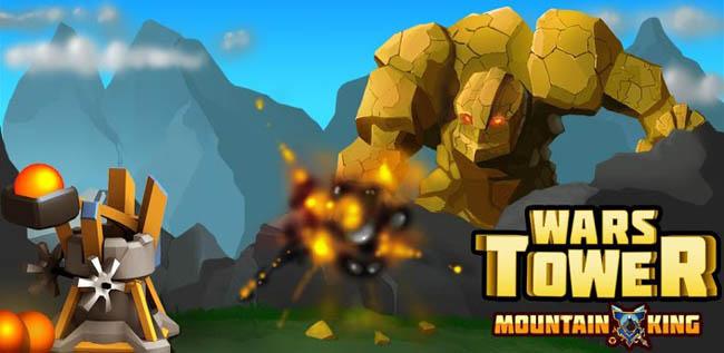 Tower Wars: Mountain King