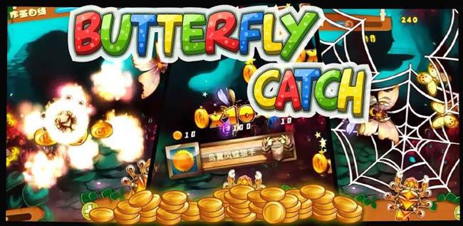 Butterfly Catch 2