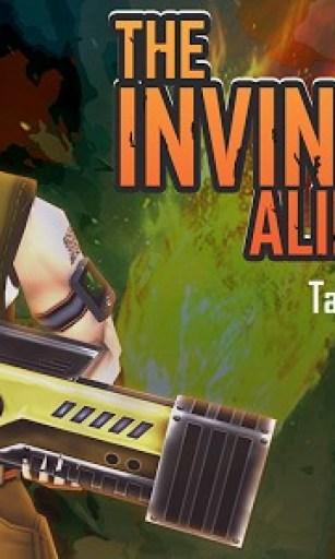 The Invincibles Alien Forces