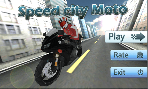 Speed City Moto