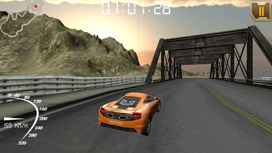 Island Car Racing 3D