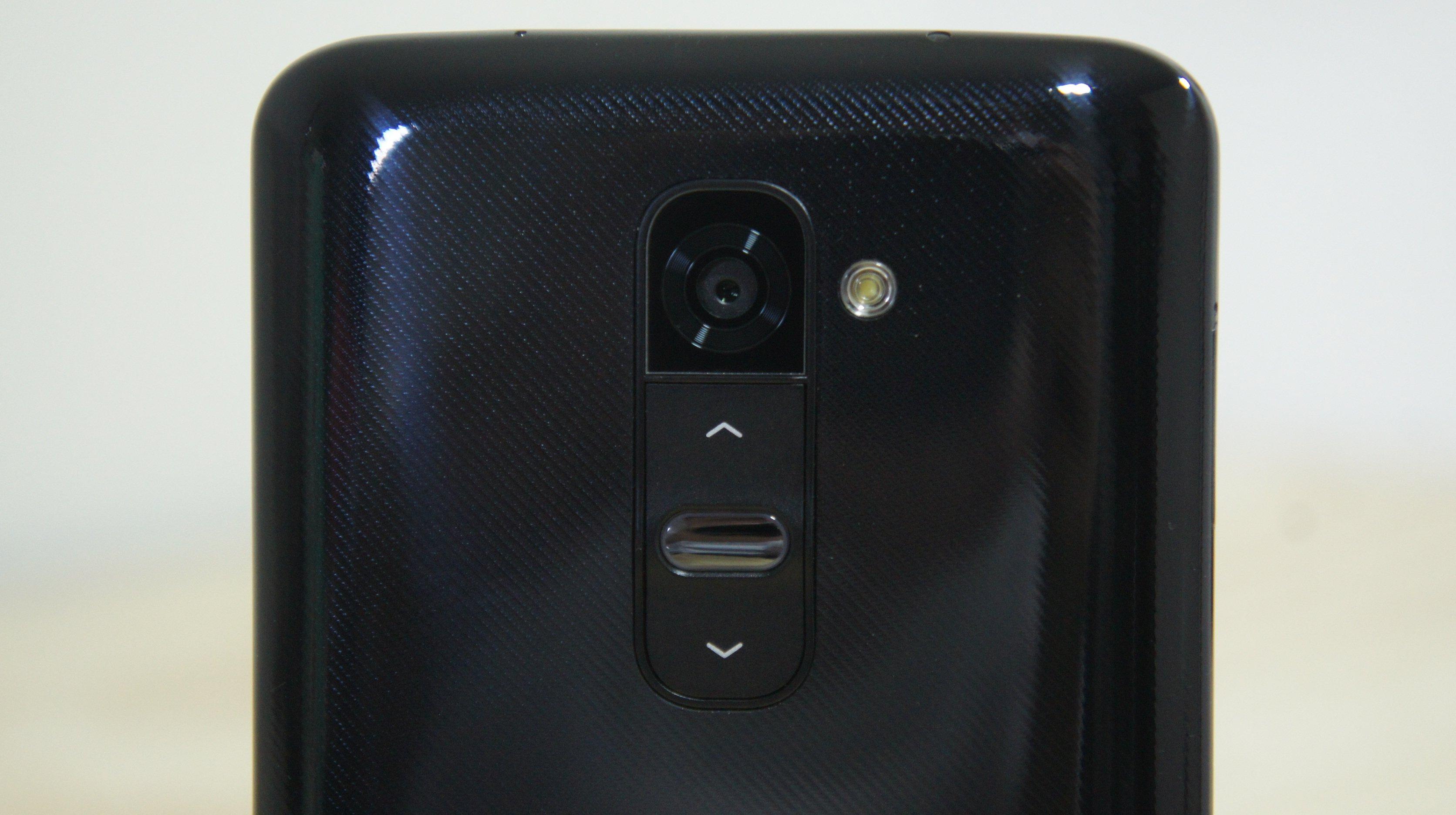 LG G2 Buttons
