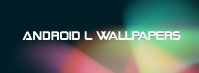 Download all the new Android L wallpapers