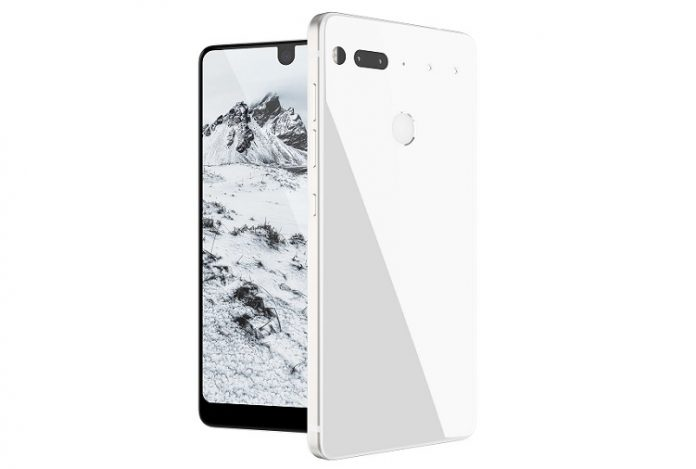 Best Buy lists the Essential Phone for $699 and up