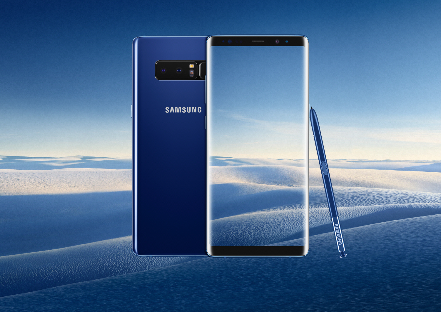 Blue Sky 3d Wallpaper Samsung Galaxy Note 9 And Galaxy S9 May Have 512gb Of Storage