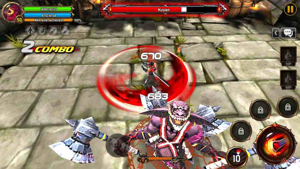download game kritika apk mod