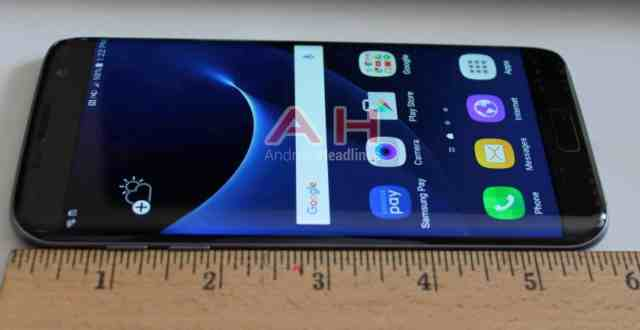 Samsung Galaxy S7 Edge LEAK AH 16