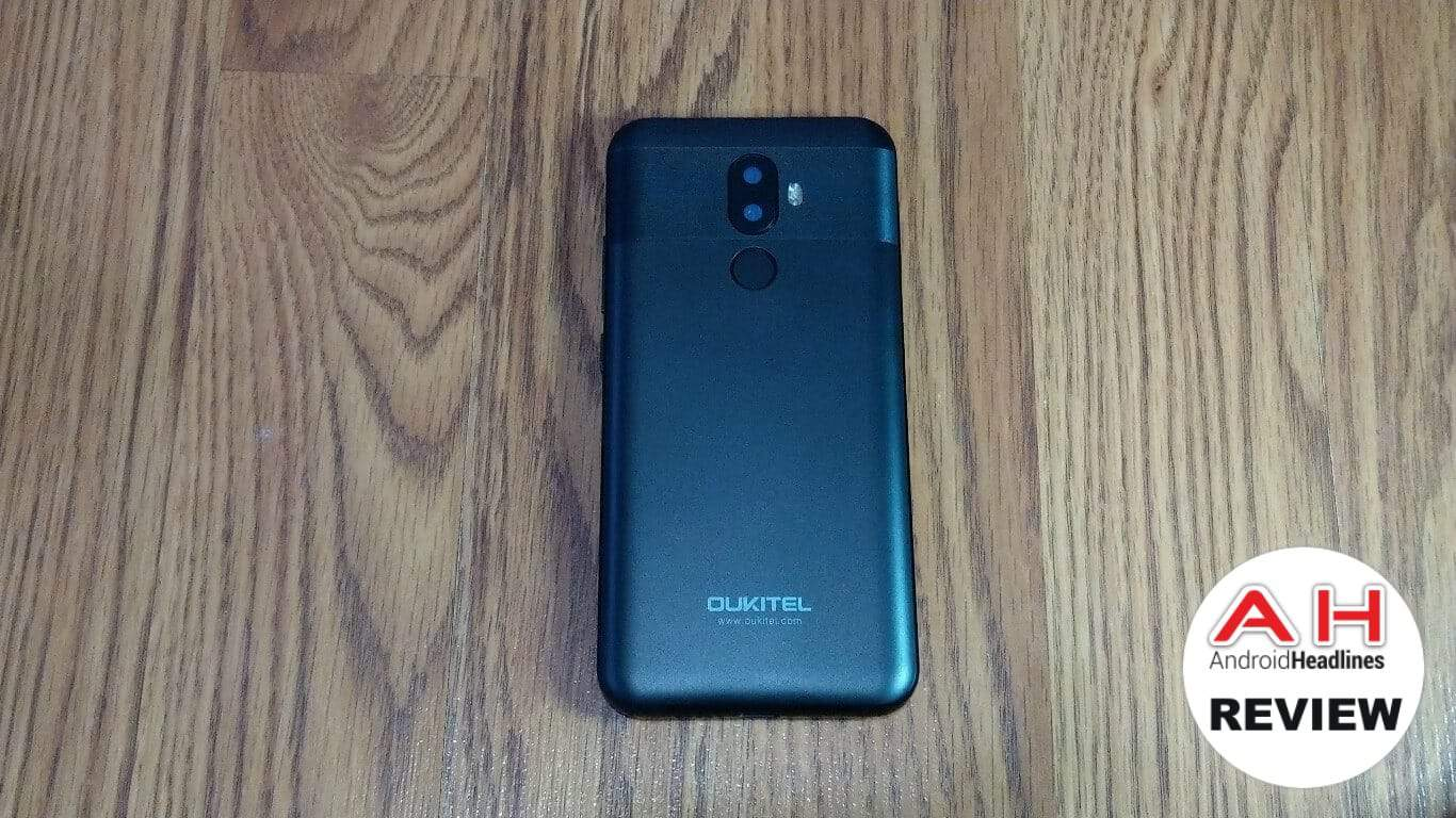 Oukitel U18 Review A Full Screen Entry Level Handset