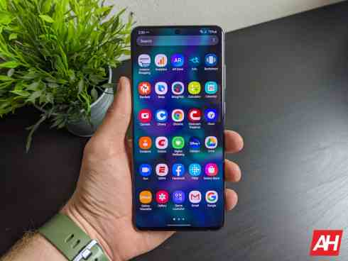 Samsung Galaxy S20 Ultra Review AM AH 12