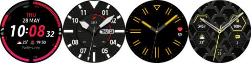 Galaxy Watch 3 Software Features Leak