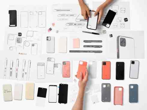 Google Pixel 4 Cocept Design Renders