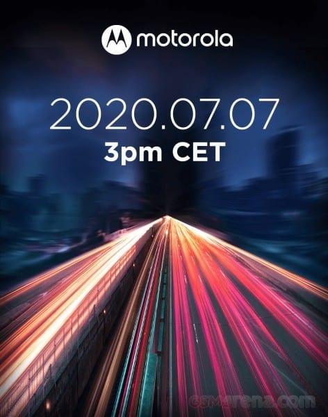 Motorola Smartphone Launch July 7