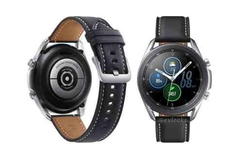Samsung Galaxy Watch 3 leak 1