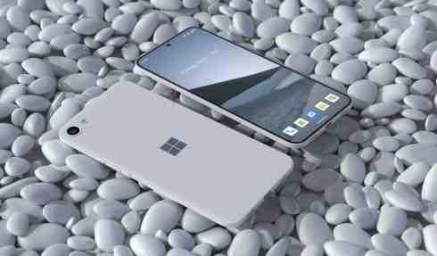 Microsoft Surface Solo concept 1