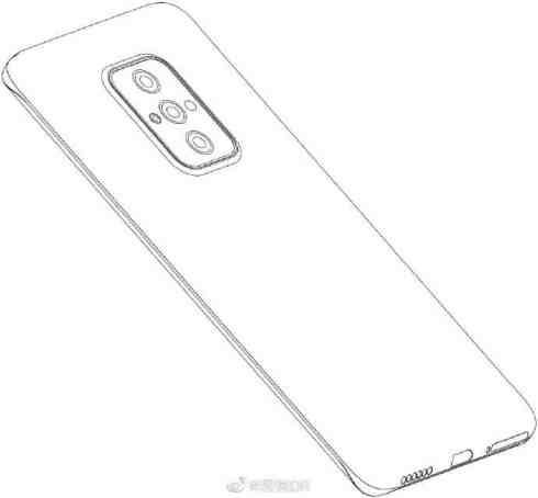 Motorola quad curved screen phone renders