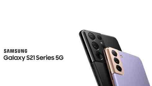 Galaxy S21 series promo materials Evan Blass leak