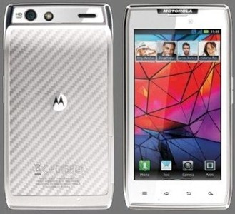 Motorola-Razr-bianco