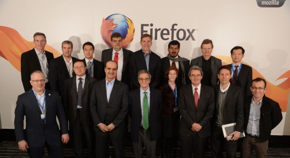 MOZILLA MOBILE CEOS