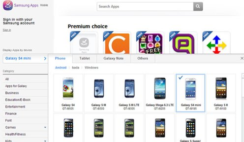 s4-mini-apps