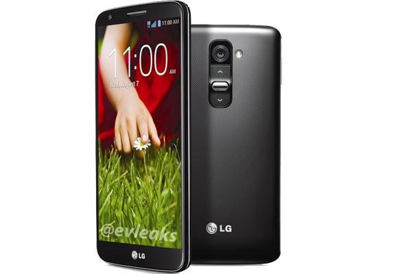 LG G2 Foto