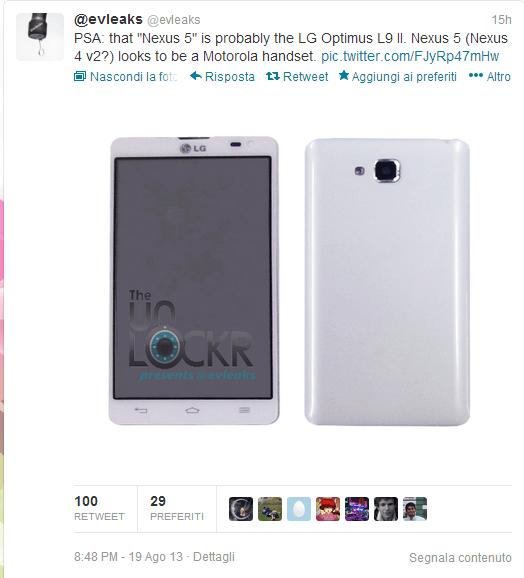 LG L9 II