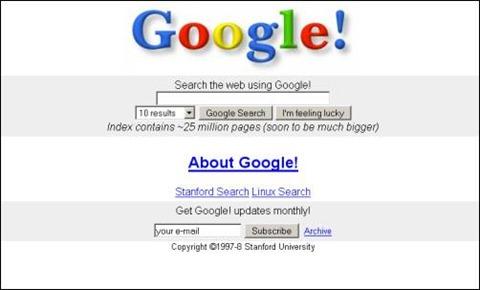 Google-primordiale