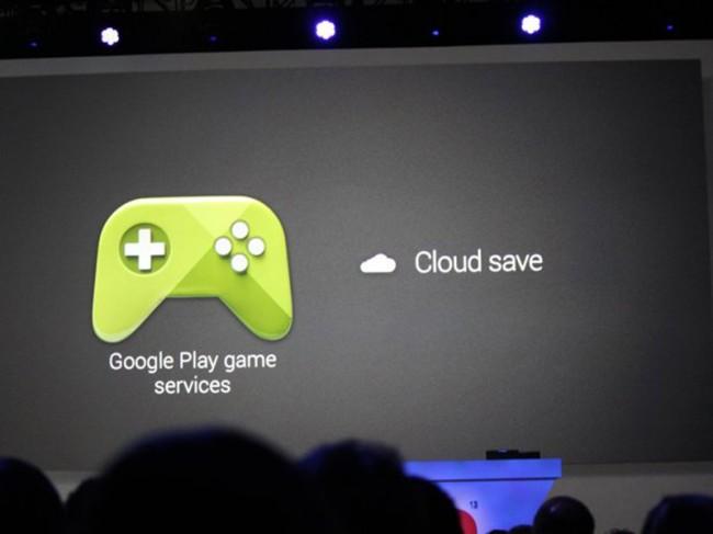 Google hat auf der Google I/O seinen neuen Spieleservice Google Play Games vorgestellt. Foto: Business Insider.