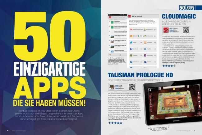 50 einzigartige Apps, die Sie haben müssen (2 von 18 Seiten)
