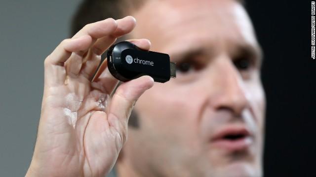 Mit Chromecast will Google auch den TV-Markt erobern. (Foto: Getty Images)
