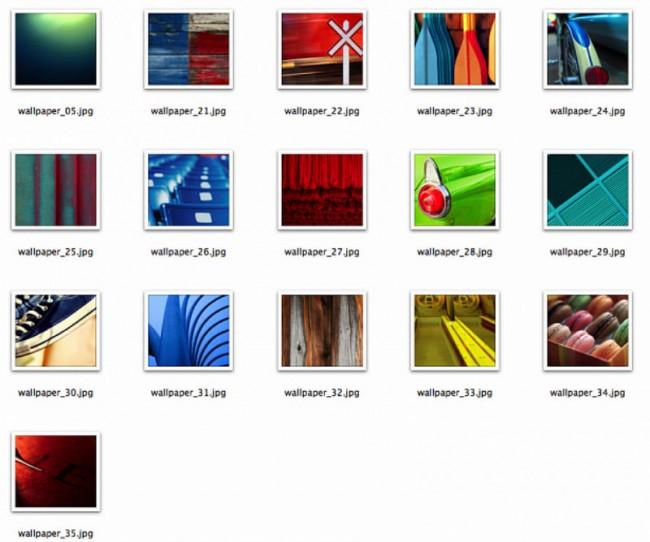 Die Wallpaper des Motorola X lassen sich ab sofort auch auf anderen Smartphones nutzen.