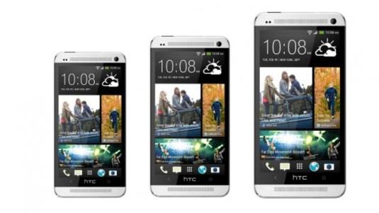 Könnte die One-Familie bald Zuwachs in Form einer Smartwatch bekommen? (Bild: HTC)