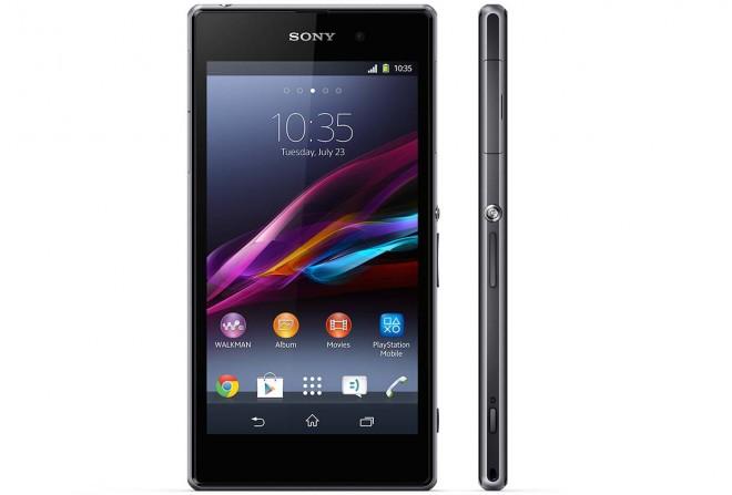 Das Sony Xperia Z1 kann ab sofort im Handel erworben werden.