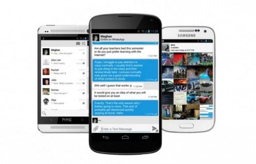 Disa - der Mult-Messenger soll Dienste wie SMS, WhatsApp, Facebook Messenger und Co. unter einem Hut vereinen. (Bild: Disa.im)