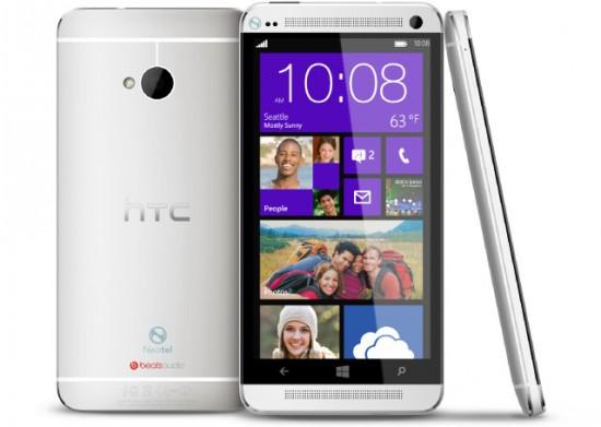 Kommt das HTC One bald auch mit Windows Phone? (Foto: HTCinside)