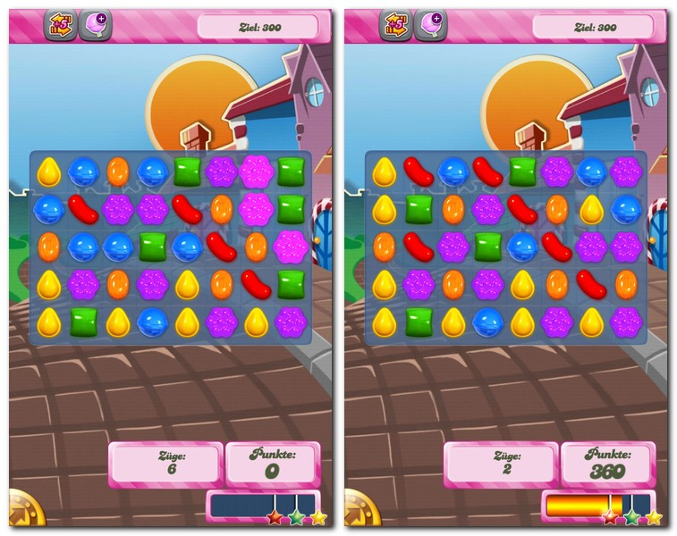 candy crush level anzahl
