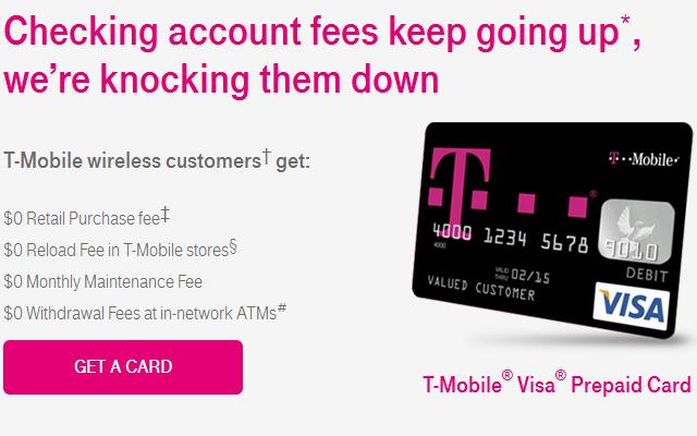 Die Prepaid-Karte ist in Verbindung mit einem Vertrag in den USA für Lau erhältlich.