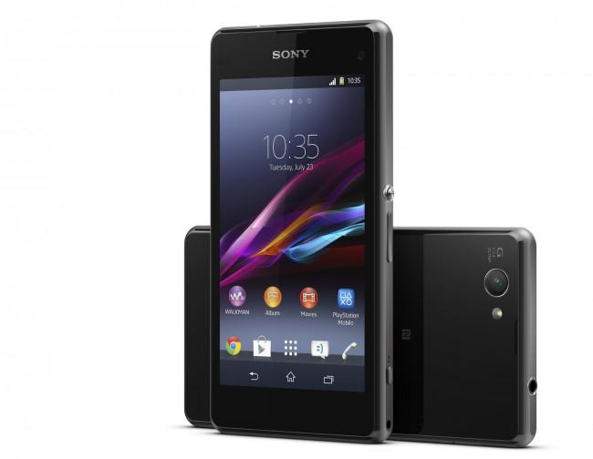Das Sony Xperia Z1 Compact ist im Prinzip ein Z1 in einem 4,3 Zoll Gehäuse.