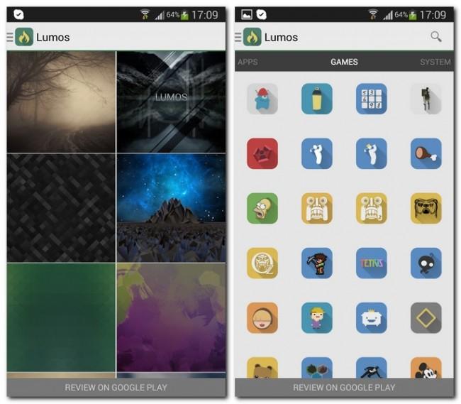 Mit wenigen Klicks und dem richtigen Launcher sieht dein User-Interface schon ganz anders aus.